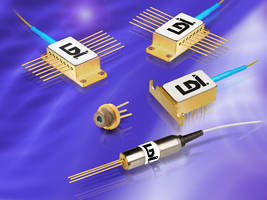 New LCW/SCW Series Laser Modules Come with Single-Mode and Multimode Fiber Options