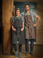New Metro Edge Aprons from Mercer Culinary are Machine Washable