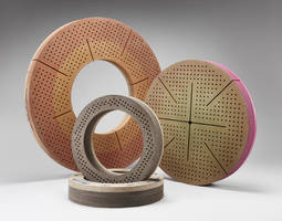 New Inserted-Nut Grinding Wheels from Saint-Gobain are Customizable