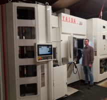 New 5-Axis Machining Capabilities Provides High Quality and Productivity