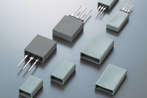 New Sarcon Thermal Interface Caps Provide Electrical Insulation