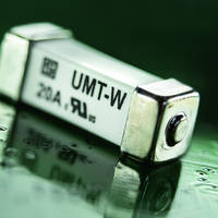 New UMT-W Fuse Ideal for Applications with Long Wires