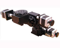 New Three-Axes Miniature Gimbal Mounts are Motorized and Provide High Accuracy Yaw