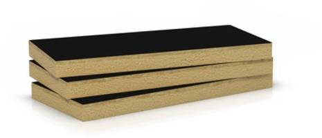 New Cavityrock Black Insulation Board Comes with Dual-Density Composition