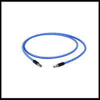 New 50 GHz Test Cables with Insertion Loss of 3.41 dB/m