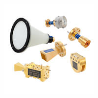 New mmWave Waveguide Antennas Address 5G and High-frequency Applications