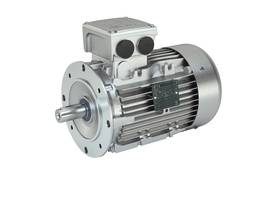 New Energy-Efficient Motor is IP66 Rated