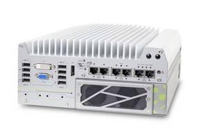 New Nuvo-7166GC Edge AI Inference Platform Comes with Abundant I/O Technologies