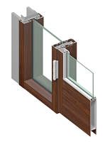New INT67 Interior Framing with 2-inch Face and 5-1/2-inch Depth