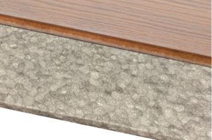 New Acoustical Underlayments Compatible with Top Floors