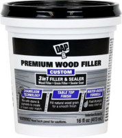 New Premium Wood Filler Protects and Rejuvenates Wood Surfaces