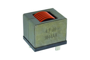 New IHDM Automotive Grade Inductor Comes with Through-Hole Mounting Option
