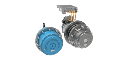 New Spicer Torque-Hub Drives Can be Integrated with Spicer Central Tire Inflation Systems