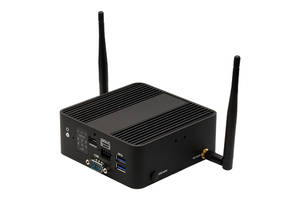 Latest FWS-2275 Network Appliance Comes with Digital IO and COM Ports