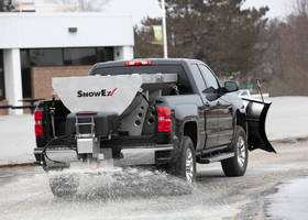 New Hopper Spreaders Compatible with Full-size Pickups and Flatbed Trucks