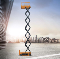 New Mobile Elevating Work Platforms are Equipped with Intelligent Technologies