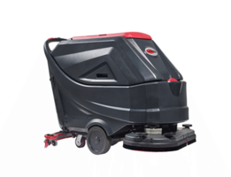 New Viper Walk-Behind Scrubbers Remove Finish without Chemicals