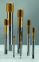 New HSSE-PM Taps for Forming Threads
