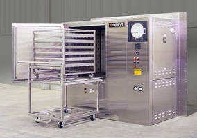 New Class 100 Cleanroom Cabinet Oven to Sterilize Glassware