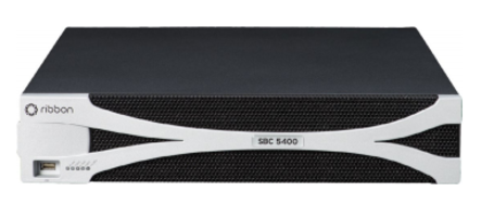 New Session Border Controller 5400 Provides Support for Multi-media Traffic