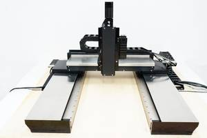 New XY Gantry Provides Precise Fine Positioning and Control