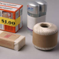 New Cohesive Banding Tape and Paper Bands are Available in White and Kraft Color Options