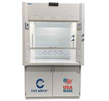 New Bench Fume Hoods Come with Slotted Baffle System