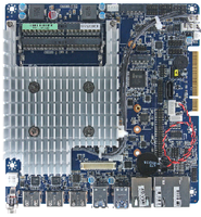 New EMX-WHLGP Motherboard is Ideal for Versatile Industrial Applications