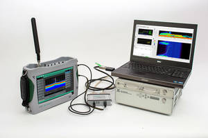 Latest Field Master Pro MS2090A Analyzer Allows Users to Monitor Spectrum Visually