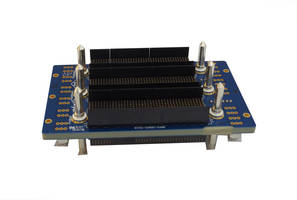 New OpenVPX 3U 3-Slot Backplanes are VITA 63.0 Compliant
