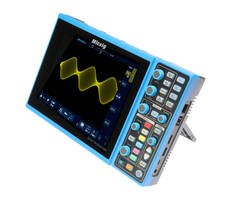 New Battery-powered Portable Oscilloscope Offer Bandwidths of up to 150MHz