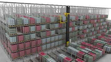 Interroll's Modular Solutions for Automated Pallet Conveyance Now Available in The Americas