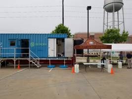 De Nora Delivers Mobile Bleach Generator to Fort Bend County, TX, to Protect Citizens and First Responders