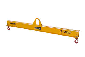 New HSDLB Standard Duty Lifting Beam for Low Headroom Applications
