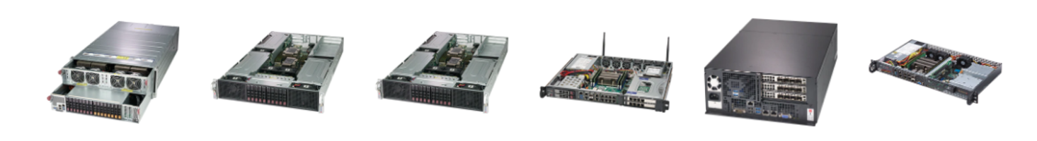 New NGC-Ready Servers Optimized for Edge Inferencing Applications