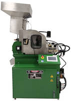 Precision Centerless Grinding Solution Provider, Glebar Company, Delivers a Centerless Form Grinder for Deodorant Balls
