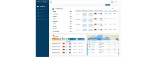 New Supply Chain Data Management Software Comes with Real-Time Vessel Tracking Capabilities