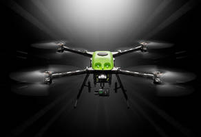New RangePro X8P UAV with Ground Control Station Option