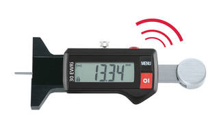 New 30 EWRi Depth Gage Comes with Interchangeable Anvils