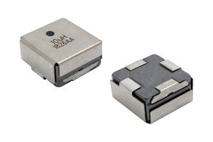 New IHLE Integrated E-Shield Inductors are RoHS-Compliant and Halogen-Free
