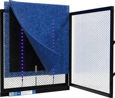 New PLP-LED Replaceable Filter Offers High Efficiency Filtration