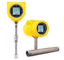 Latest FCI ST80 Thermal Flow Meter Comes with Backlit LCD Display