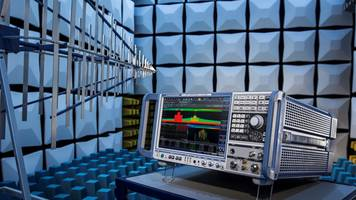 New EMI Test Receiver for Measuring Range from 1 Hz to 44 GHz