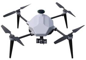 Smart Monitoring Aerial System - Drone a Spy Equipment