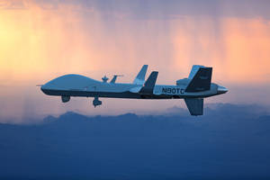 GA-ASI Completes First Production-Representative MQ-9B Skyguardian®
