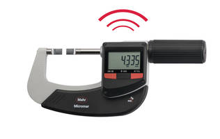 New Micromar 40EWR Micrometers to Perform Specialized Measuring Tasks