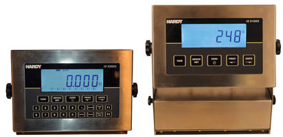 New HI8000IS and HI8200IS Weighing Instruments are UL Rated and Meet ANSI, CAN Standards