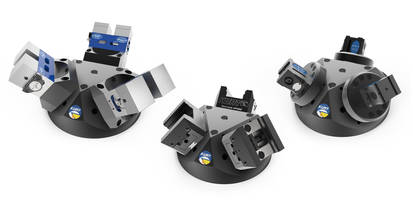 New Pyramid Workholding Platform Comes Pre-Drilled for Easy Mounting