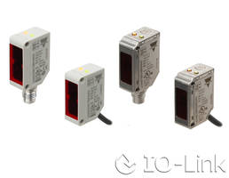 New Photoelectric Laser Sensors Come with Temperature Alarms and Logging Functions