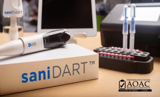 SafeTraces saniDART™ (Rapid Sanitation Verification Solution) Receives AOAC Approval